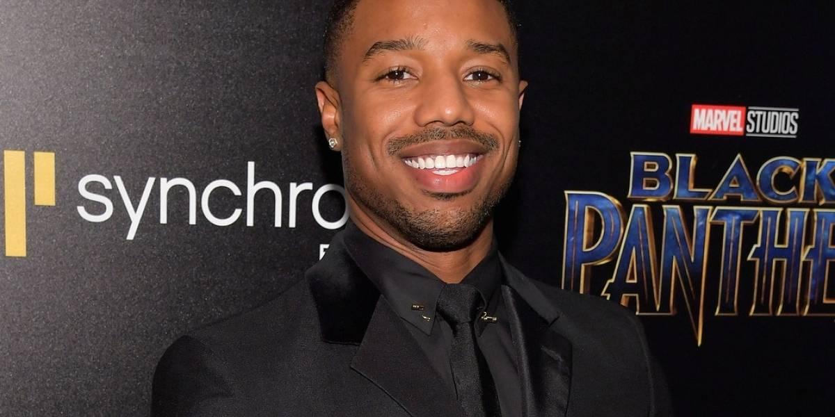 Michael B Jordan espera que 'Black Panther' cambie vidas