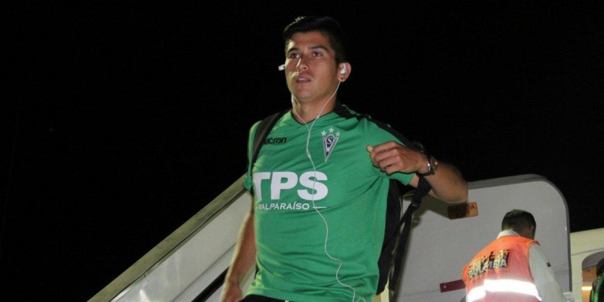 Va por la hazaña: Santiago Wanderers llegó a Colombia para enfrentar a Independiente Santa Fe