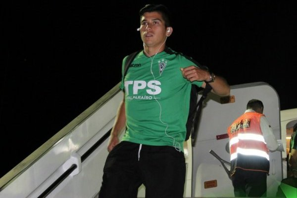 Santiago Wanderers llegó a Colombia