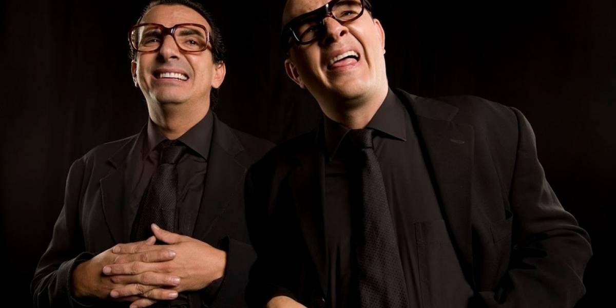 Arango y Sanint vuelven al teatro con 'Ríase el show'