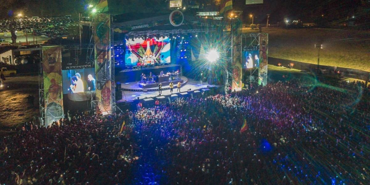 Sold out total: así se vivió el Jamming Festival 2018