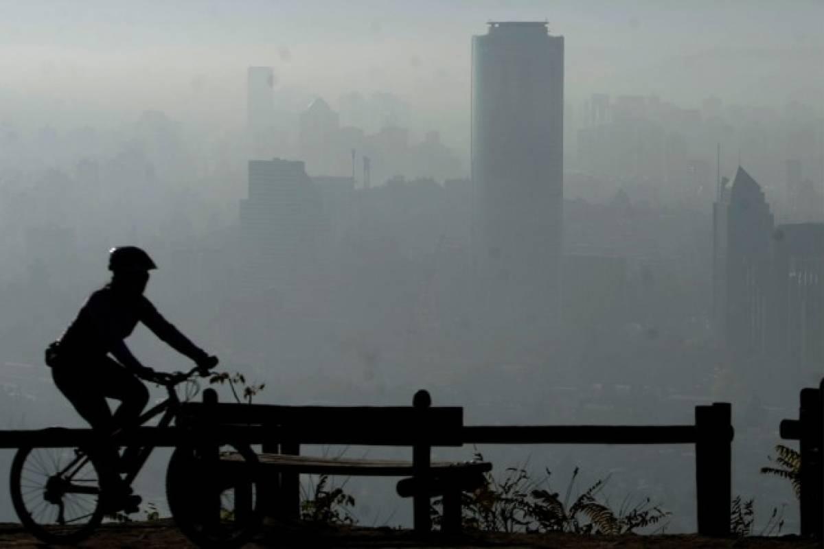 Ciudades chilenas con el aire más contaminado de Latinoamérica