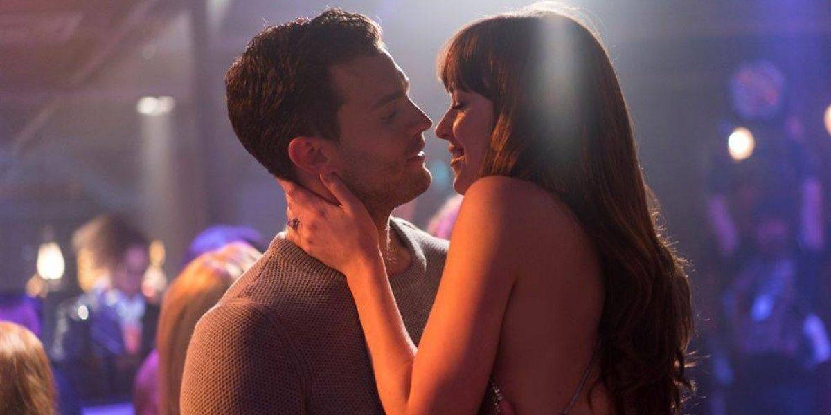 Dakota Johnson revela la escena de sexo más complicada de las tres cintas