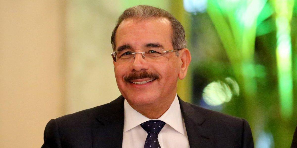 El presidente Medina felicita al equipo dominicano Sub-23