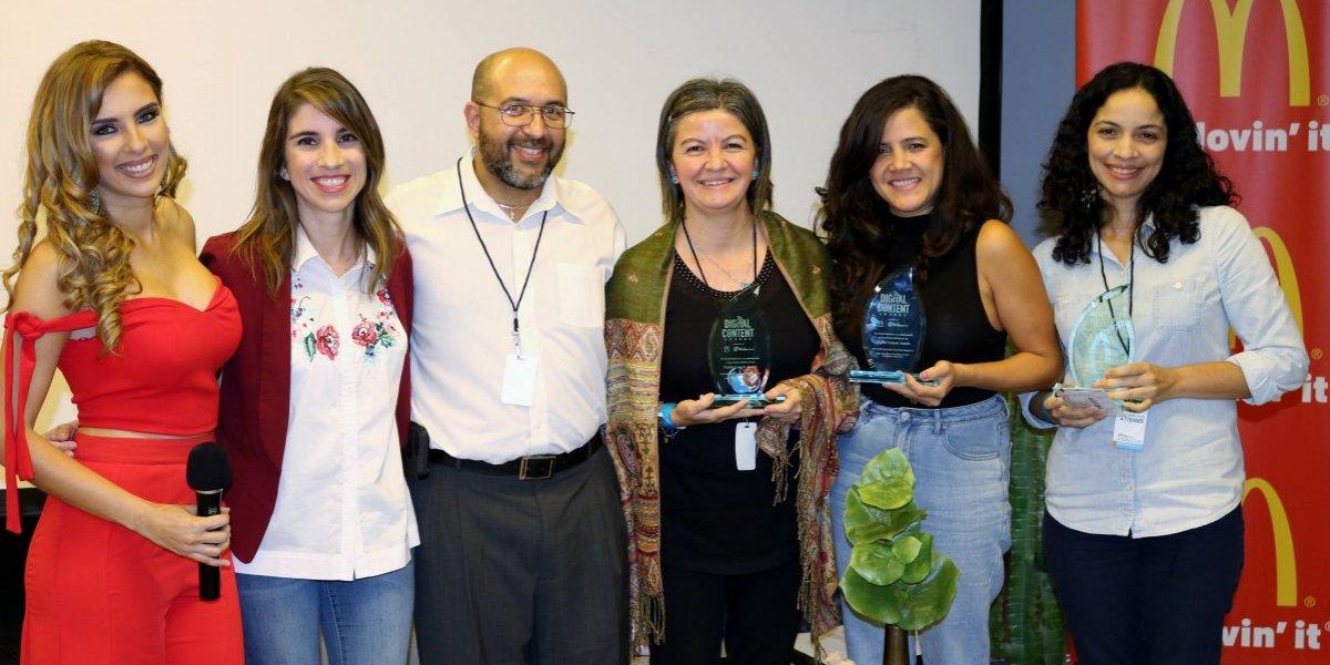 Celebran en la Isla la primera edición de los Digital Content Awards