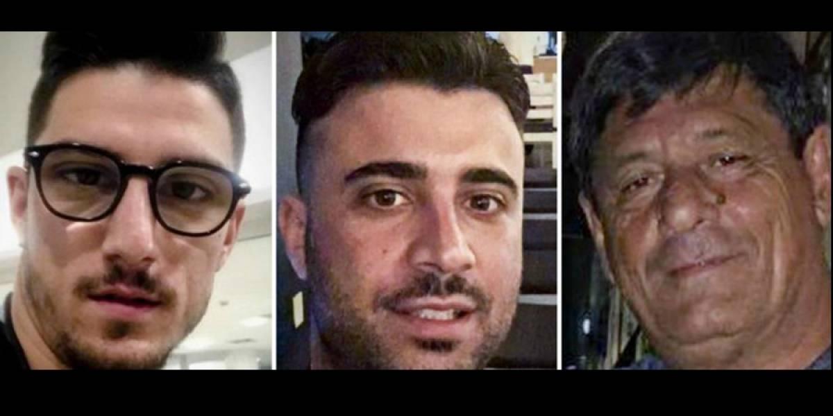 Piden colaboración de familia en investigación de italianos desaparecidos