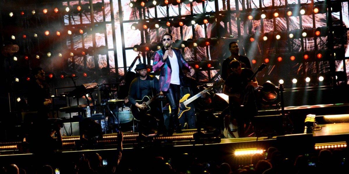 Romeo Santos cantará el 15 de diciembre en el Estadio Olímpico