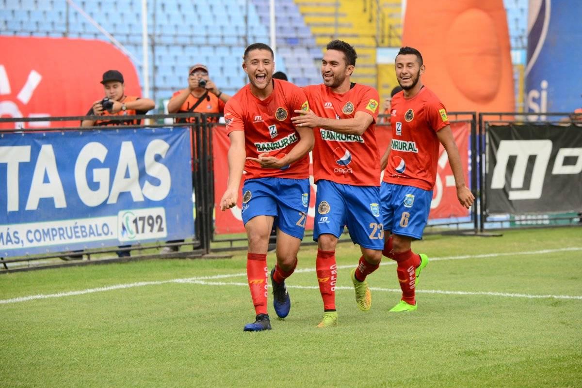 Payeras sumó un gol en su primera etapa vestido de rojo.