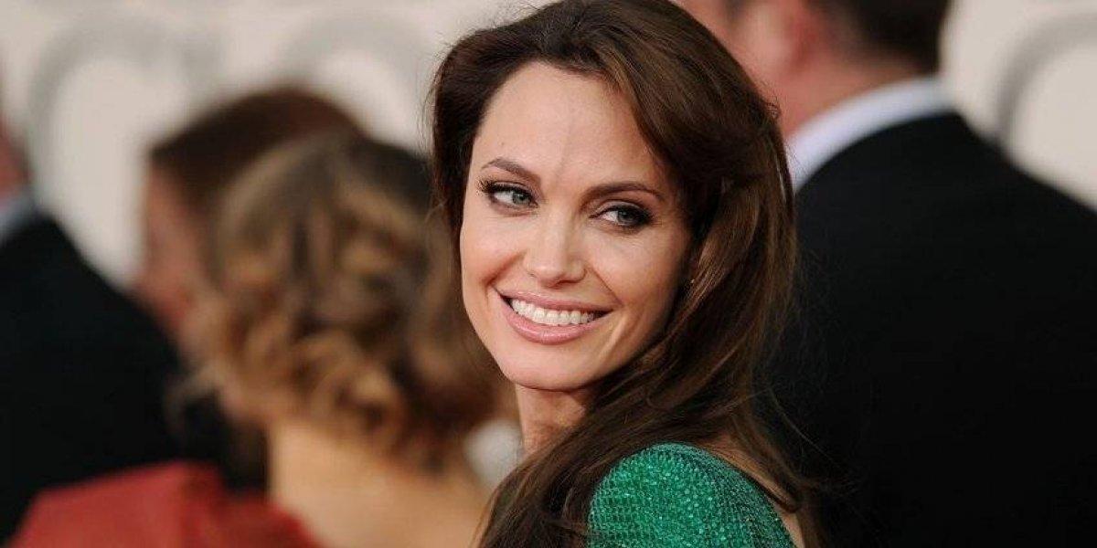Angelina Jolie deja en shock por lucir en los huesos en los BAFTA 2018