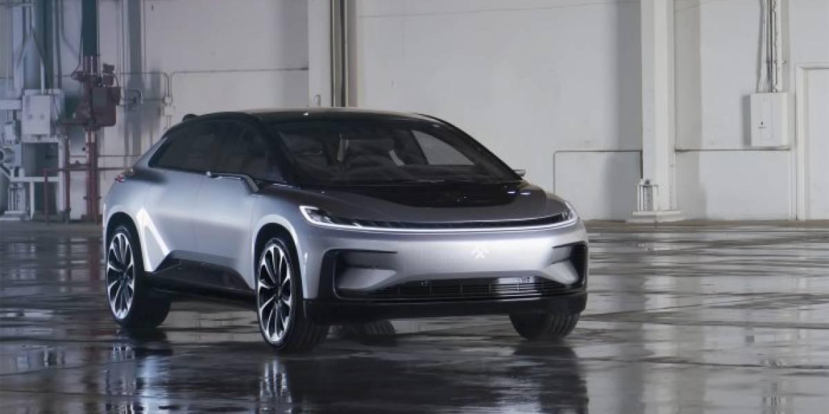 Salvaron a Faraday Future, creadores del auto fantasma