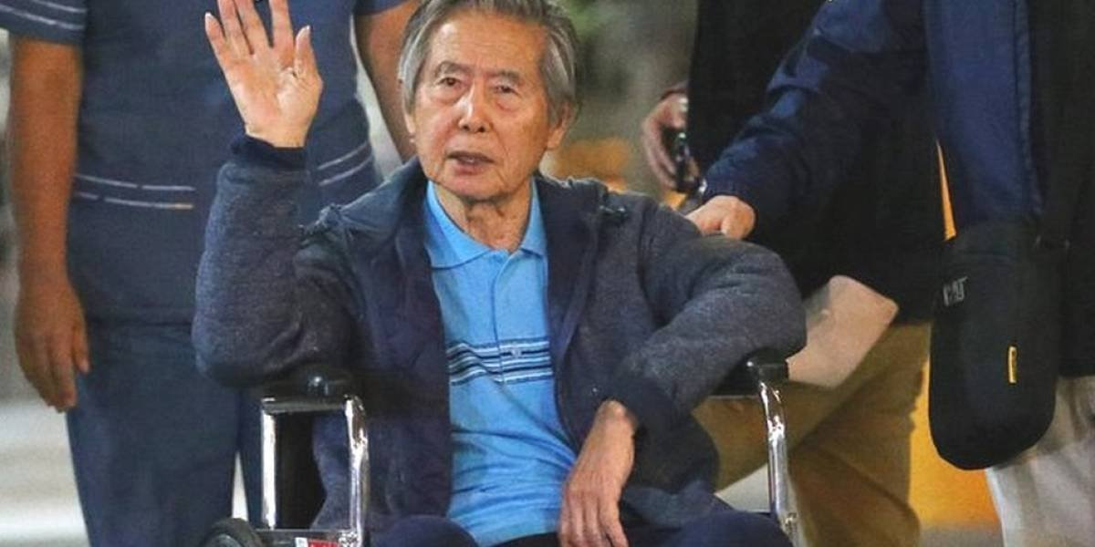 Alberto Fujimori será procesado por la muerte de seis campesinos en 1992