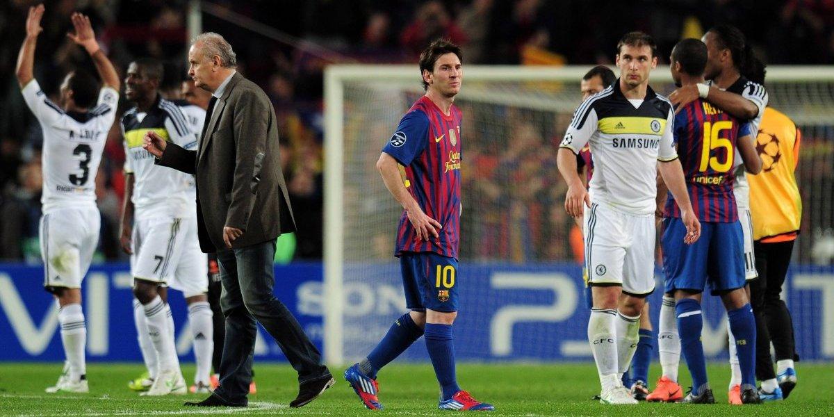 """La """"maldición Chelsea"""" que Lionel Messi buscará romper en Stamford Bridge"""