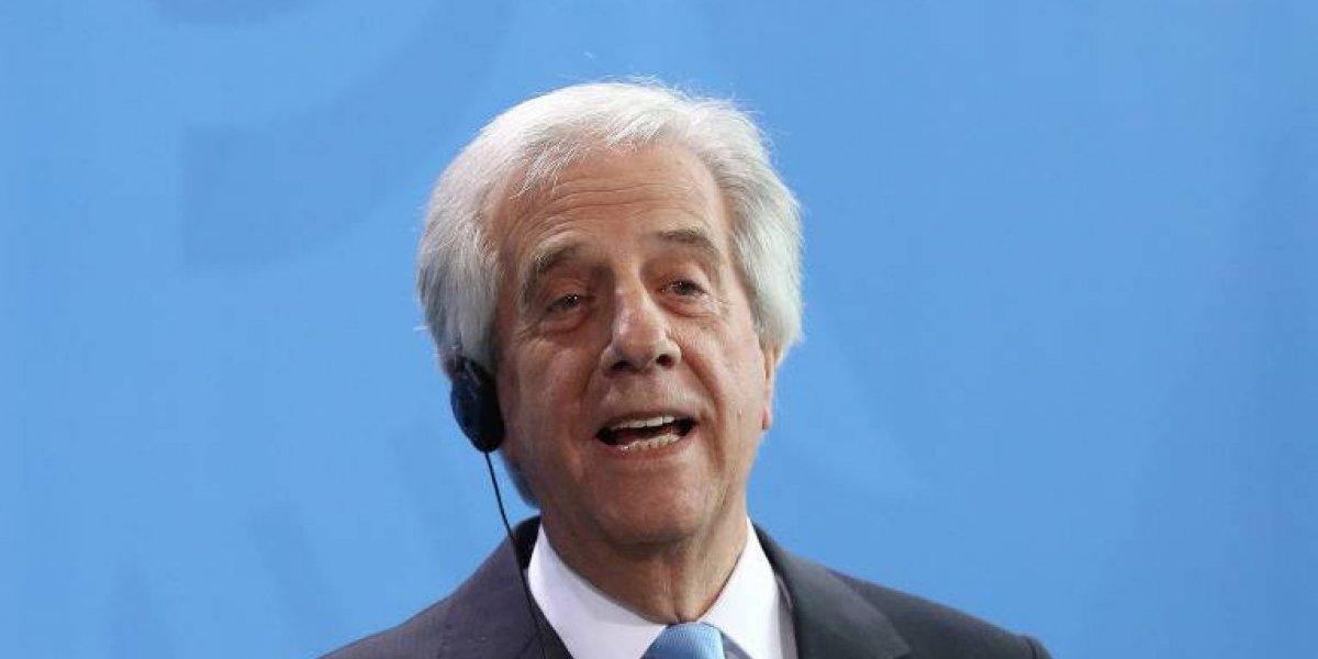 """Uruguay se ilusiona con la edición centenaria del Mundial: """"Estamos en condiciones de realizarlo"""""""