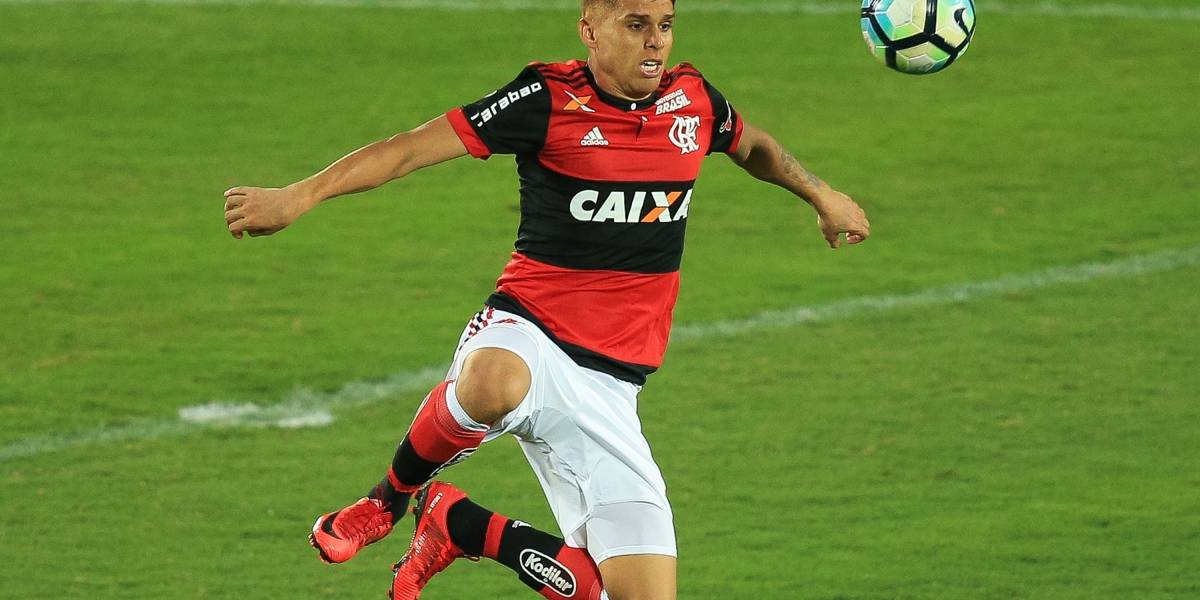 Gustavo Cuéllar y Marlos Moreno se coronan campeones con Flamengo