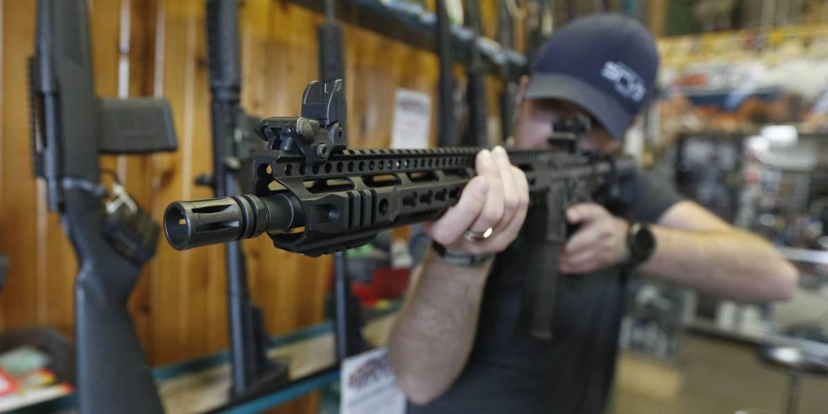 Estos son los principales defensores de las armas en EEUU: La Asociación Nacional del Rifle