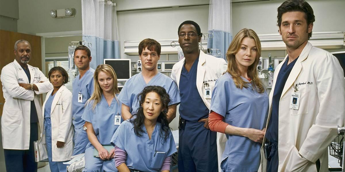 Grey's Anatomy, los triángulos amorosos más adictivos