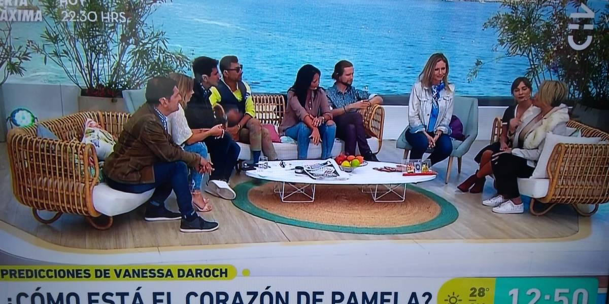Viña 2018: El futuro de Pamela Díaz y Jean Philippe Cretton después del festival