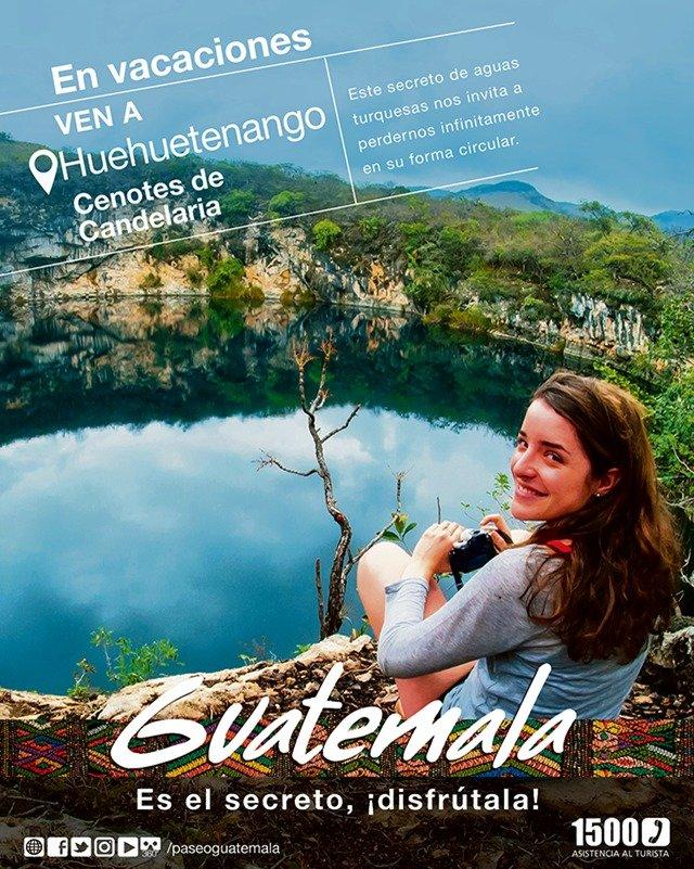 Turismo dentro de Guatemala