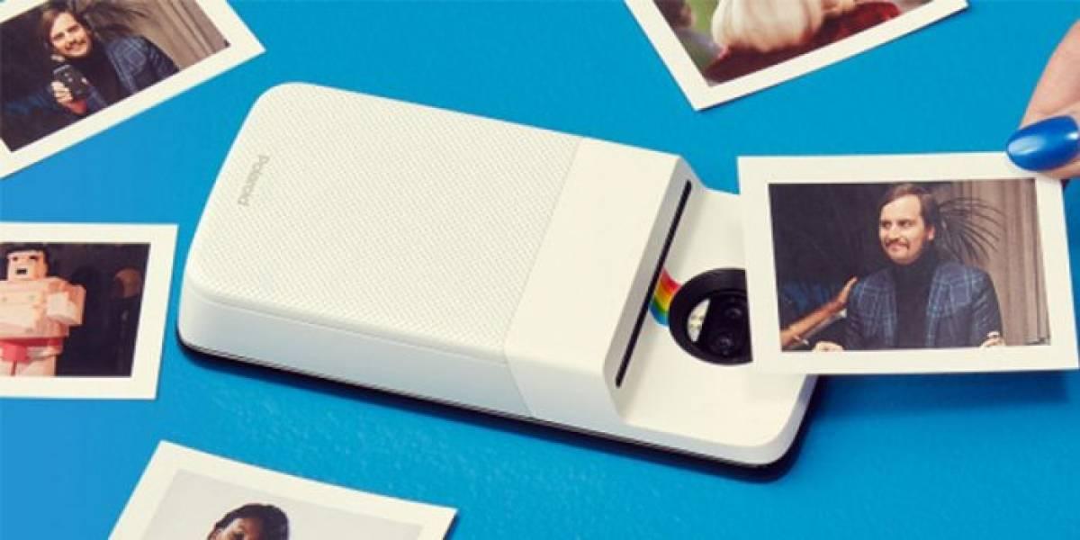 Moto Mod Polaroid Insta-Share Printer: probamos el nuevo lanzamiento de Motorola [FW Labs]