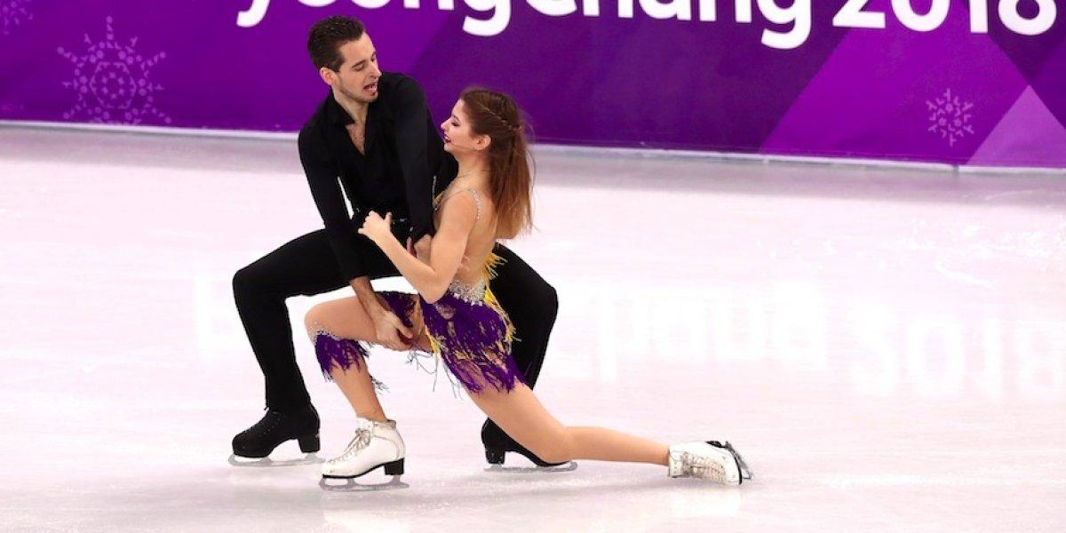 VIDEO: Patinadores ucranianos participan con huapango en PyeongChang 2018