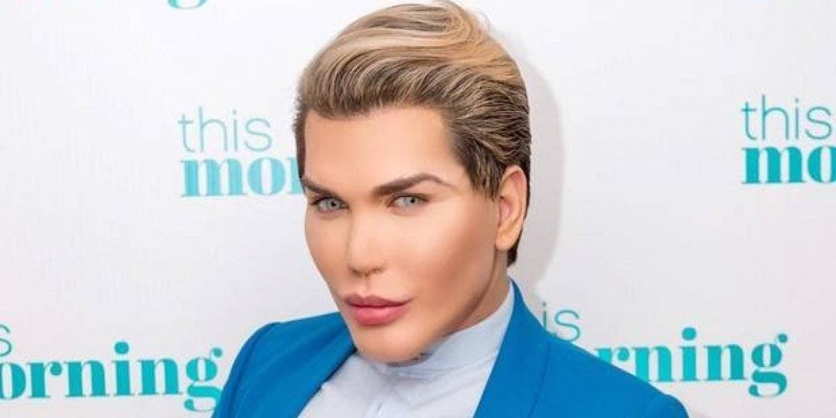 Divulgam foto do rosto do Ken humano antes das suas 190 cirurgias