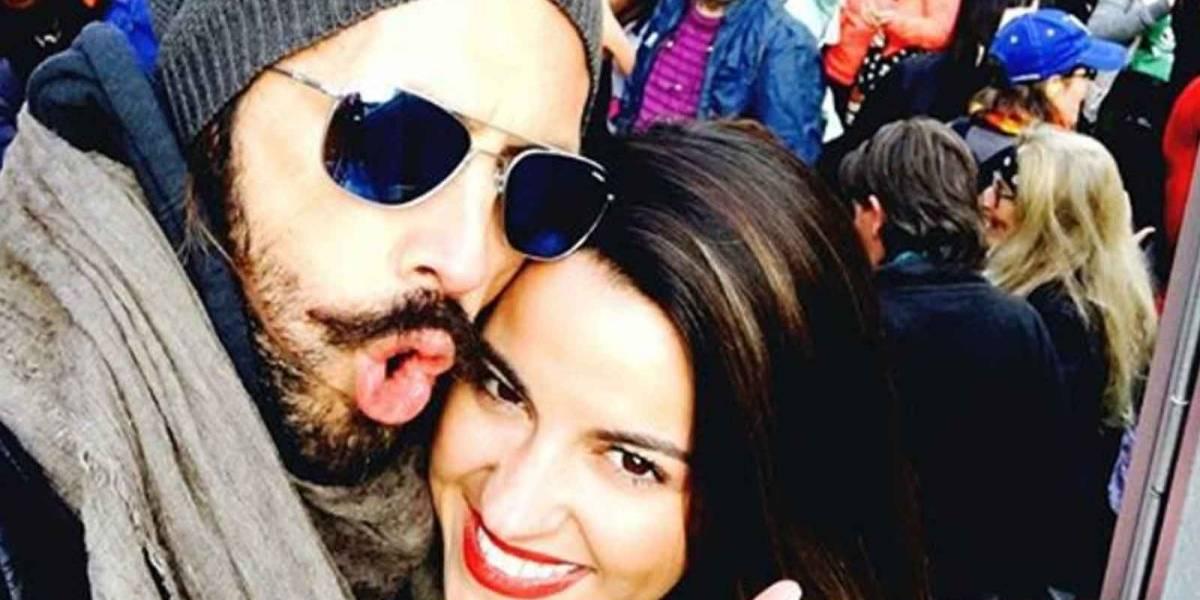 El descuido de Maite Perroni que levanta sospechas sobre una futura boda