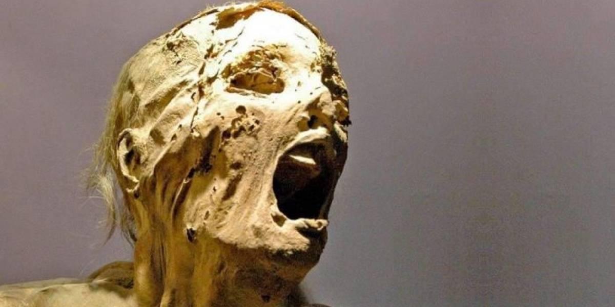 Resuelto el misterio de la momia que grita