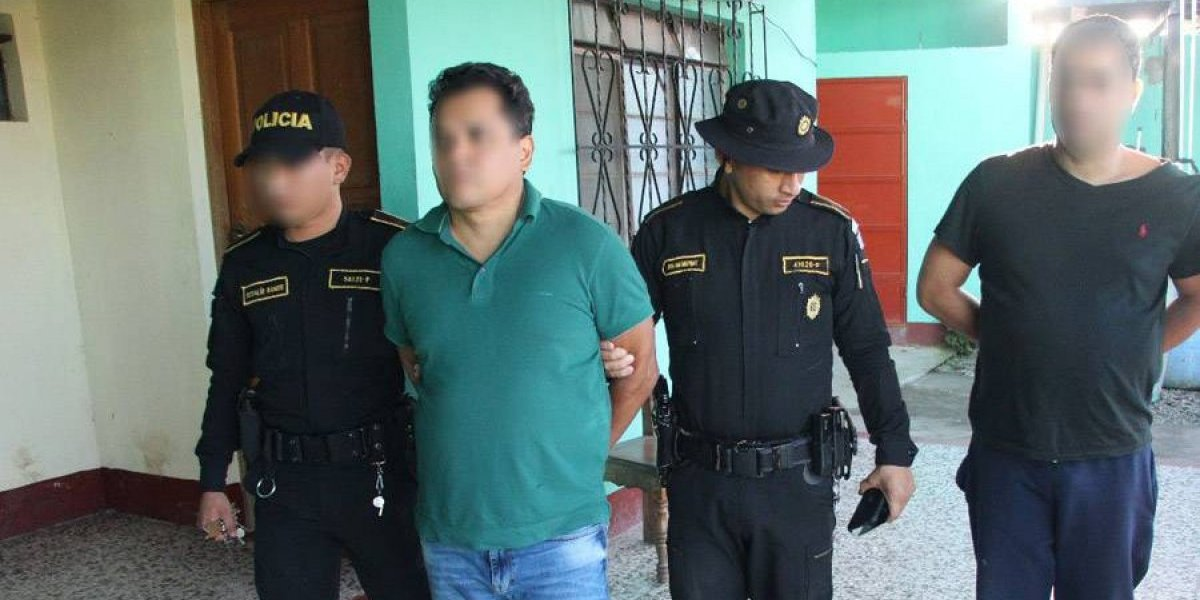 Capturan a presunto narcotraficante mexicano en Petén