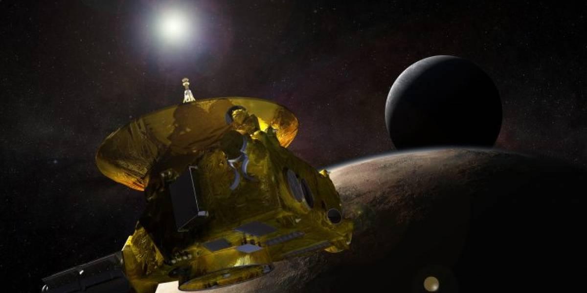 Sonda de la NASA bate récord tomando la fotografía más alejada desde la Tierra