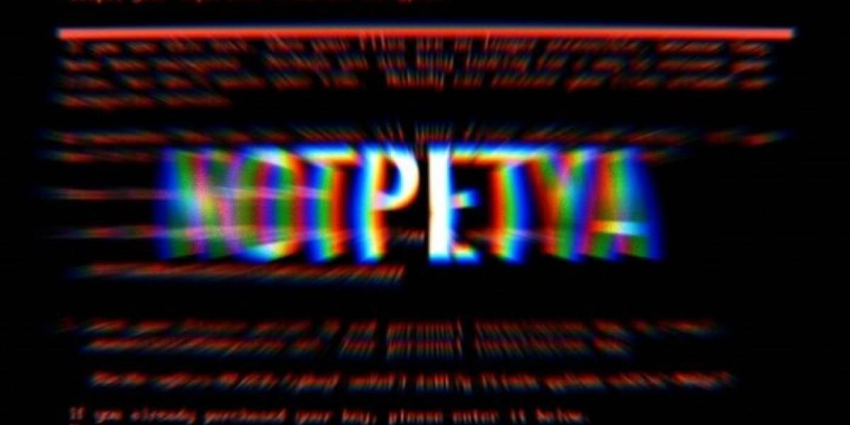 Reino Unido acusa a Rusia de haber estado detrás del ciberataque NotPetya