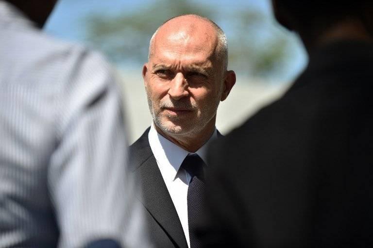 Simon Ticehurst, director regional de Oxfam para América Latina y el Caribe