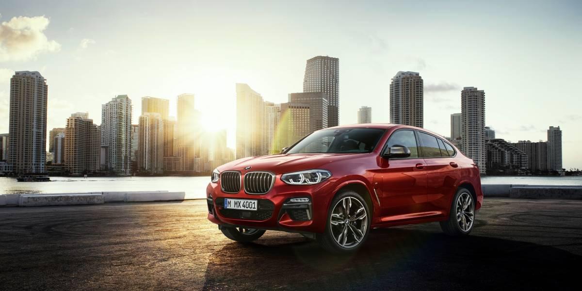 Llega la segunda generación del BMW X4