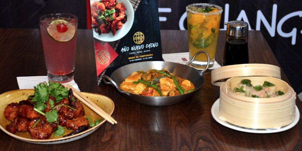 P. F. Chang's recibe el Año Nuevo Chino con un menú especial de temporada