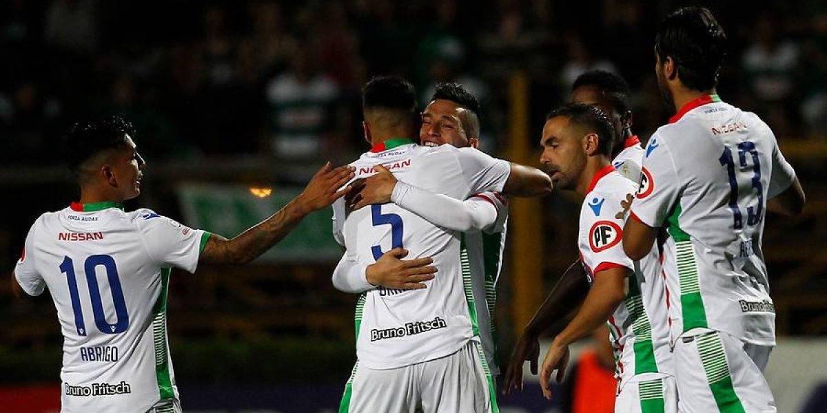 Así vivimos el empate de Audax Italiano con Deportes Temuco