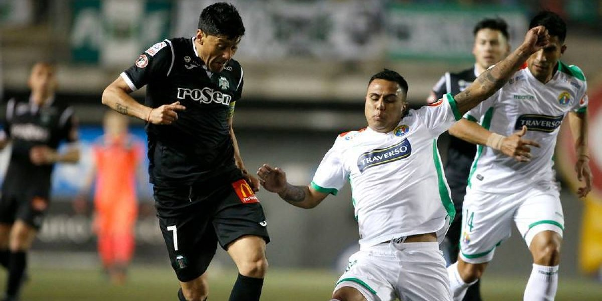 Audax Italiano consiguió su primer punto ante Deportes Temuco