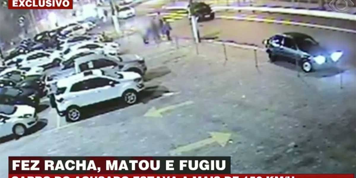 Racha termina em morte em São Paulo