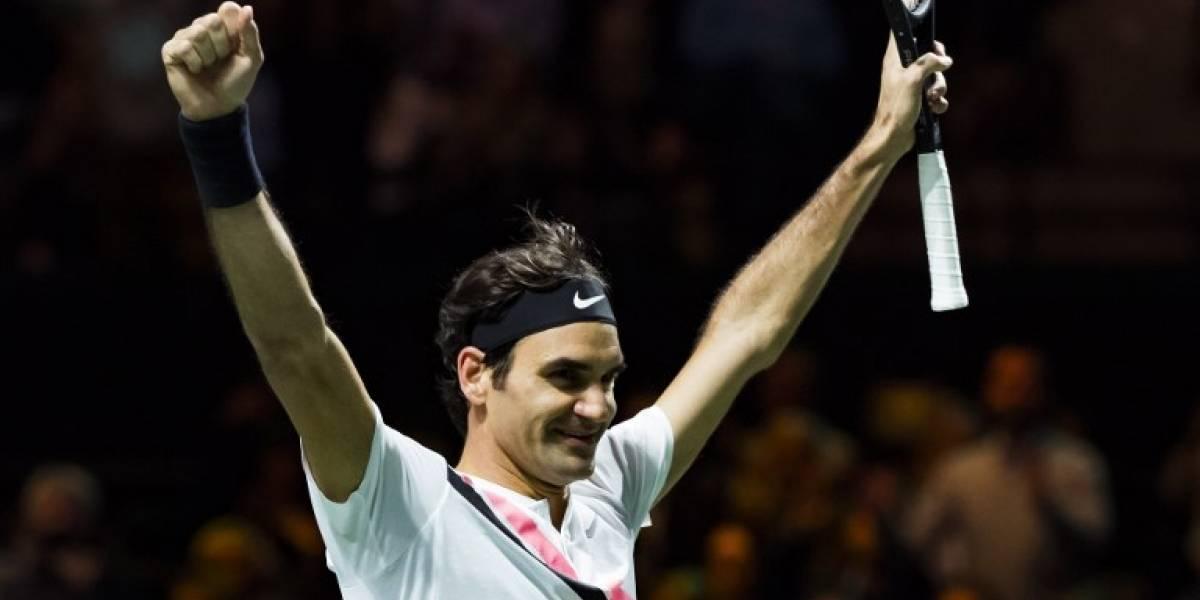 Federer destrona a Nadal y vuelve a ser el número 1 del mundo