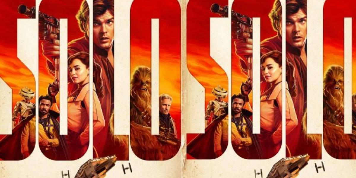 Solo: A Star Wars Story reúne a todos los personajes en su nuevo póster
