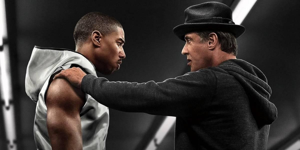 Creed 2: Sylvester Stallone divulga nova imagem do filme