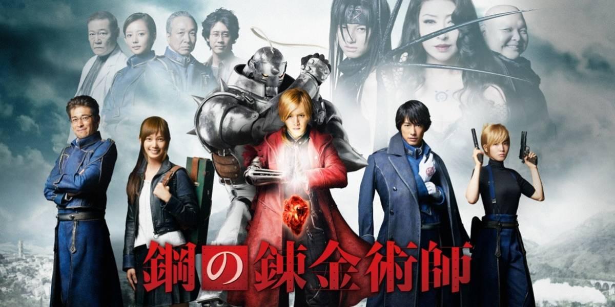 Fullmetal Alchemist: live-action do mangá já está disponível na Netflix