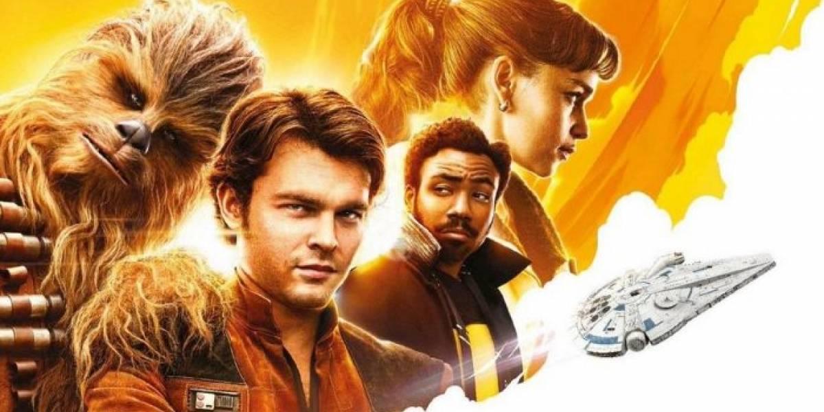 George Lucas preparaba la película de Han Solo antes que Disney