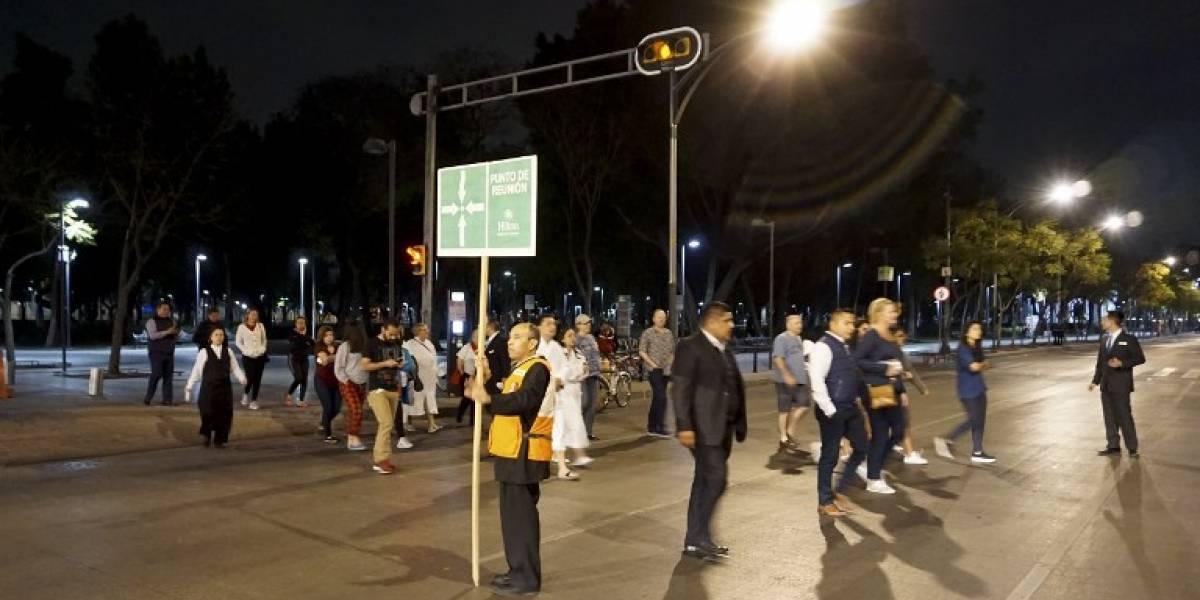 Nuevo sismode mediana intensidadprovoca temorenMéxico