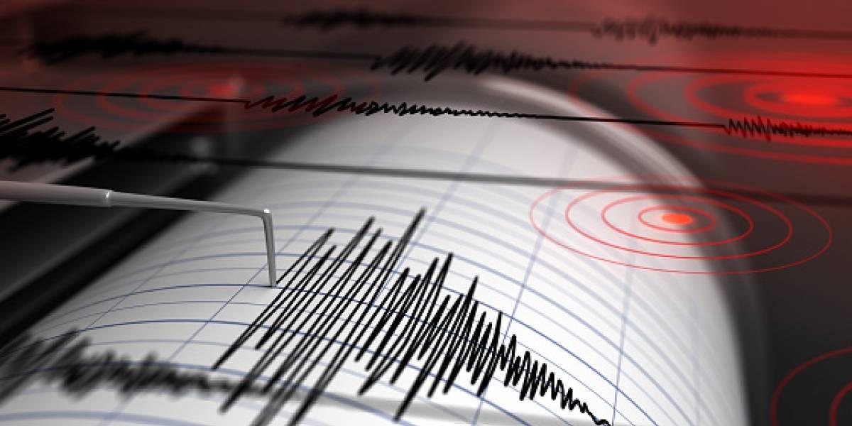 Reportan sismo de 4,5 en el sur de California