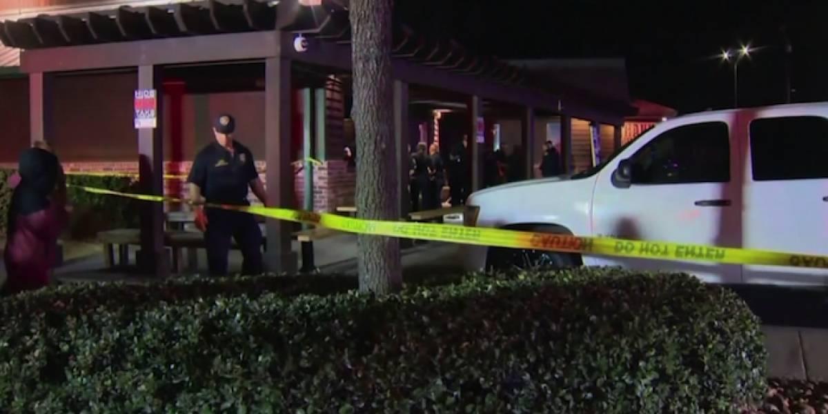 Tiroteo en Texas deja cuatro heridos, entre ellos, un niño de 6 años
