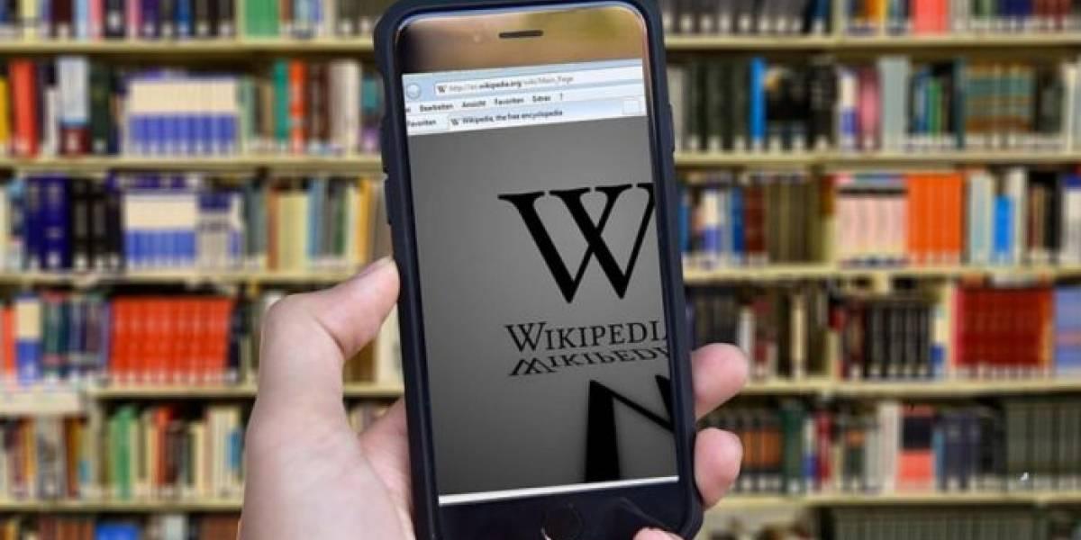 Anuncian el término de Wikipedia Zero en países emergentes