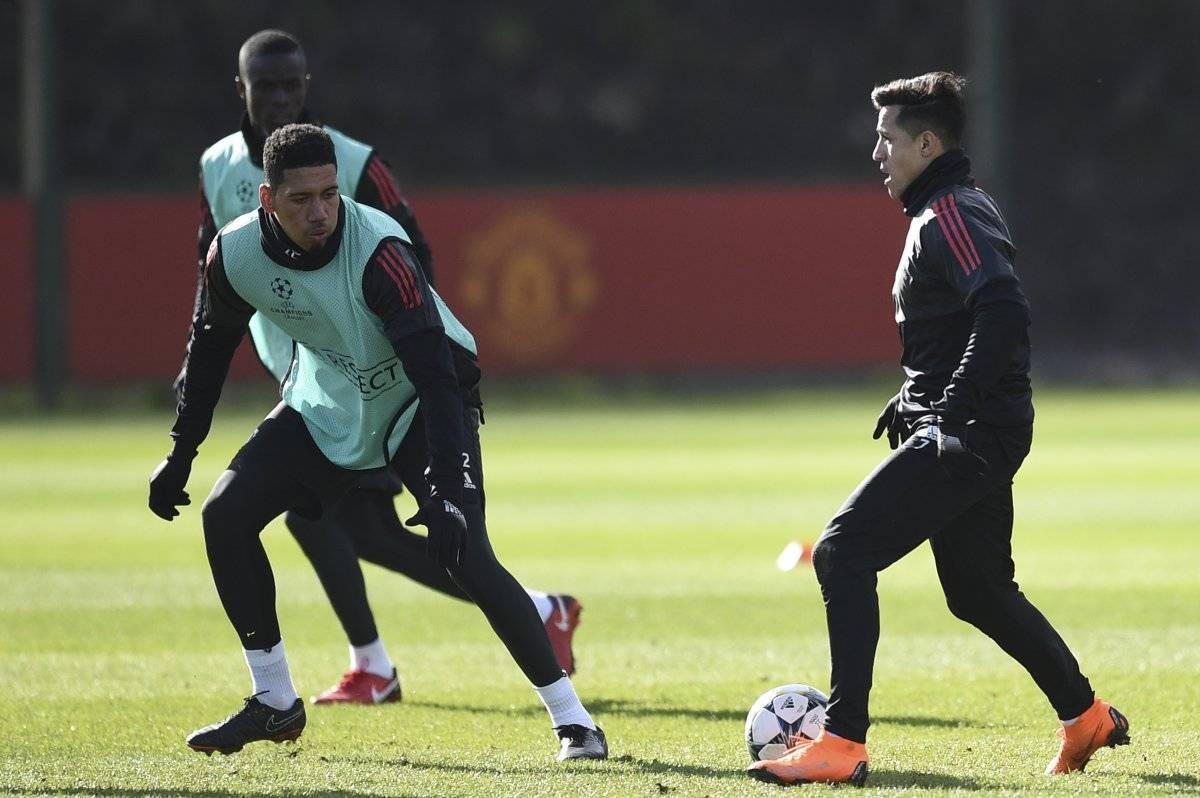 Alexis Sánchez será una de las piezas claves en la delantera del United.