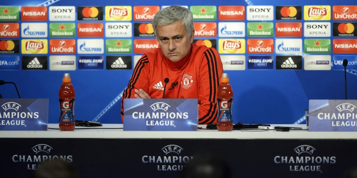 Mourinho no ve a su equipo como favorito ante el Sevilla