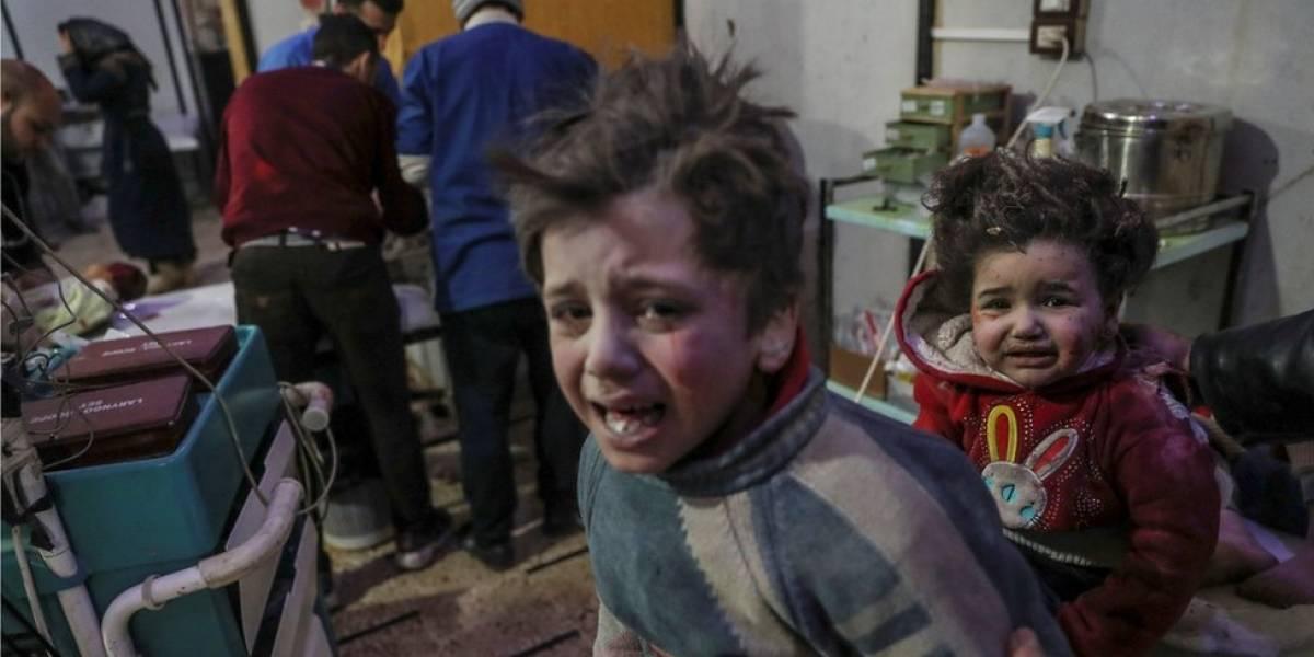 Bombardeio deixa mais de 100 mortos em um dos dias mais sangrentos desde o início da guerra na Síria