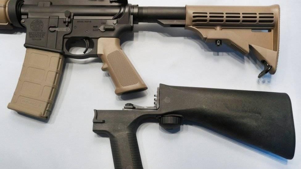 Trump da más señales a favor del control de armas