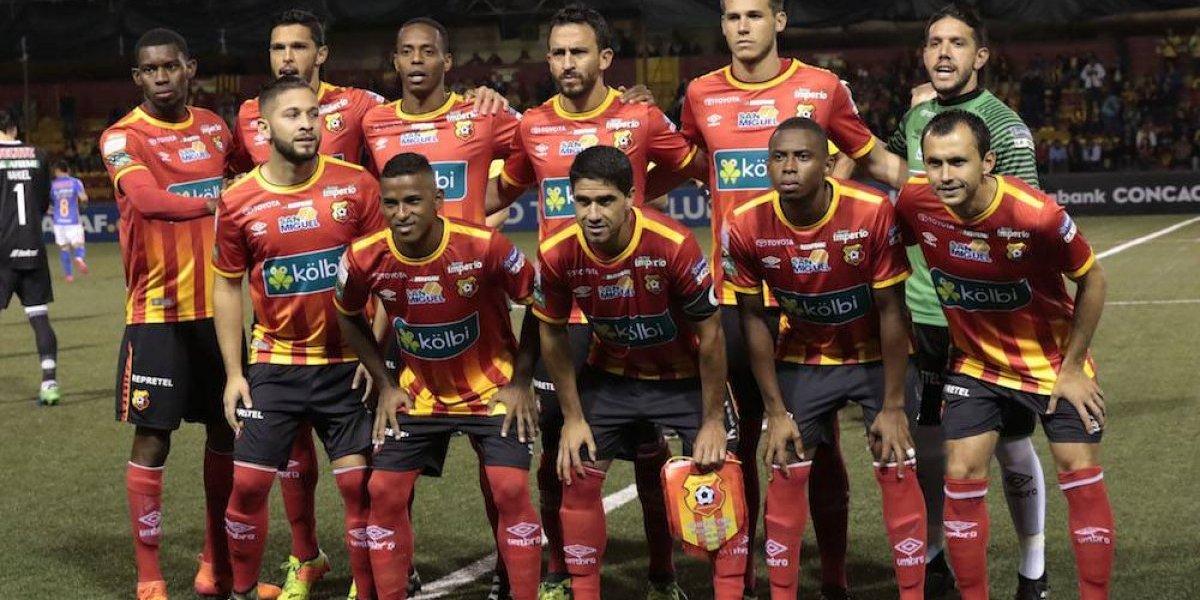 Luis Ángel Landín y Omar Arellano enfrentan a Tigres como jugadores del Herediano
